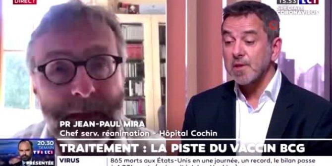 Fransız doktor korona aşısının Afrika'da denenmesini önerdi... Tepki yağdı