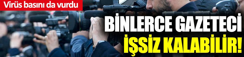 Ömer Fethi Gürer: Binlerce gazeteci işsizlik tehdidiyle karşı karşıya
