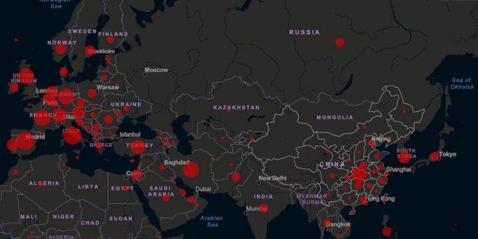 Korona virüs Türkiye'ye böyle yayıldı
