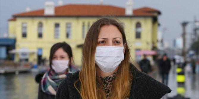 Korona virüse karşı maske takılmalı mı?... Bakan Koca açıkladı