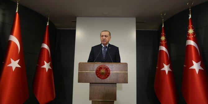 Cumhurbaşkanı Erdoğan açıkladı: 20 yaş altına sokağa çıkma yasağı