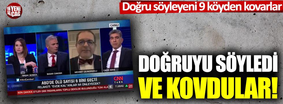 Prof. Dr. Mehmet Çilingiroğlu, üniversiteden kovuldu