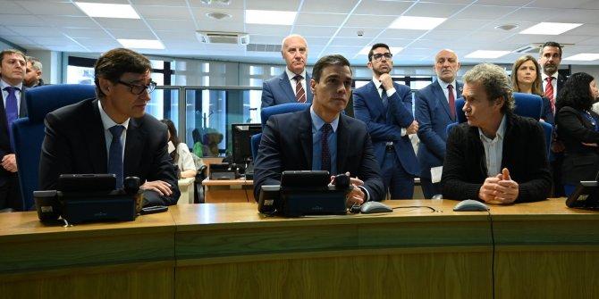 İspanya'da OHAL, 2 ay uzatıldı