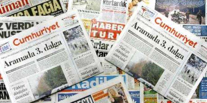 Gazeteciler acilen tahliye edilmeli