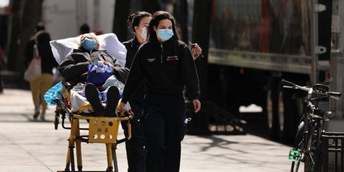 Amerika'da korona virüsten ölümler artıyor