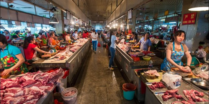 Çinli köpek eti satan restoran sahibinden şok ifadeler