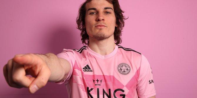 İngiltere'nin Leicester City takımında forma giyen Çağlar'dan 3 büyükler itirafı