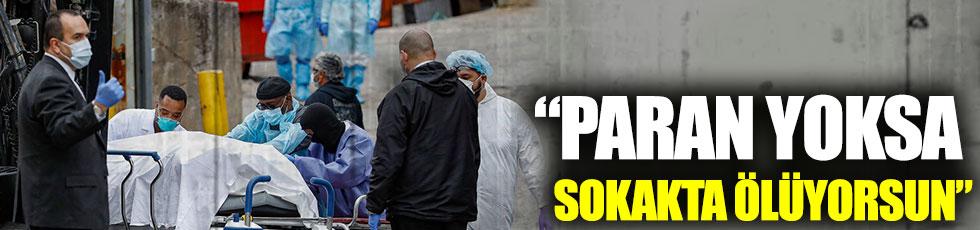 Ahu Tuğba: ABD'de paran yoksa sokakta ölüyorsun