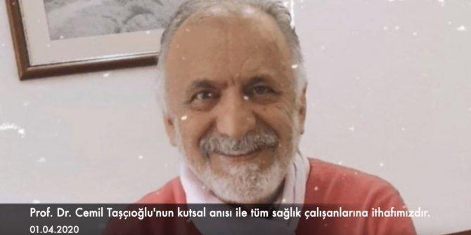 Prof. Dr. Cemil Taşçıoğlu'nun ardından korona virüs türküsü