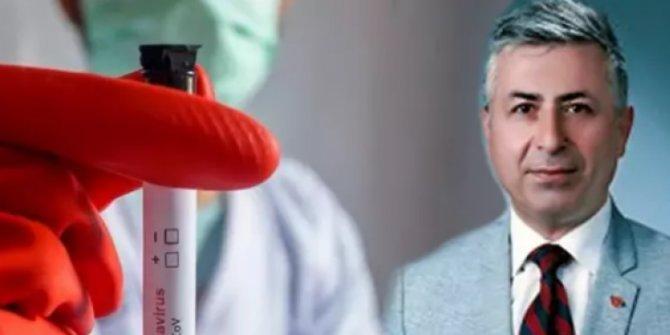 Eskişehir Tepebaşı İlçe Sağlık Müdürü Duman'ın korona virüs testi pozitif çıktı