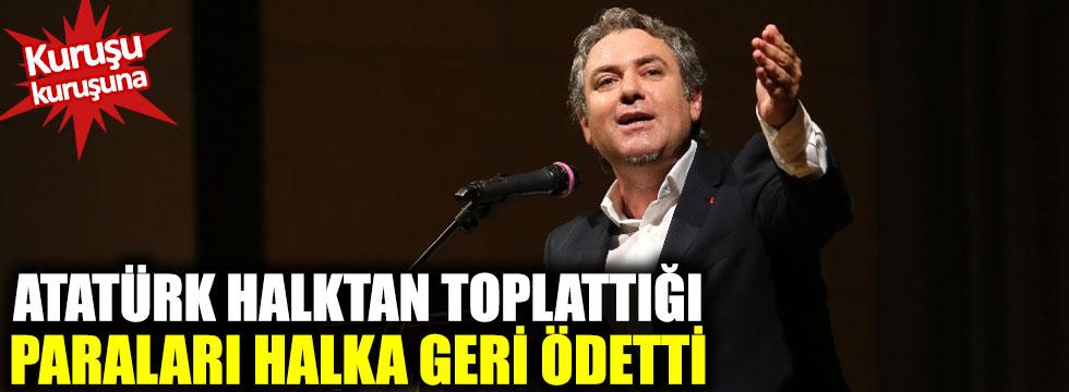 Erdoğan'ın 'Tekalif-i Milliye' açıklamasına Sinan Meydan'dan cevap