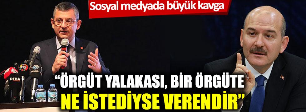 Süleyman Soylu ile Özgür Özel arasında Grup Yorum tartışması