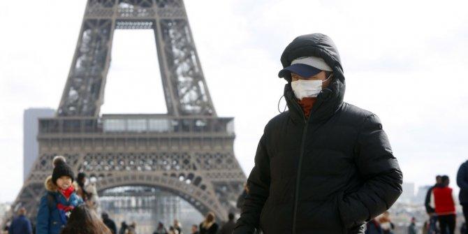 Fransa'da korona virüsten ölümler devam ediyor