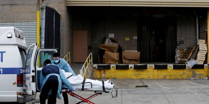 Korona virüs Amerika'da can almaya devam ediyor