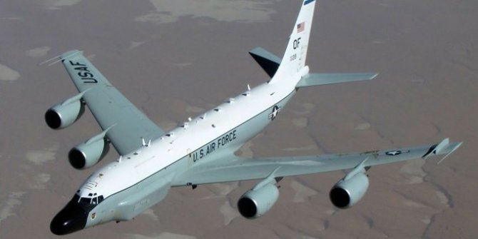 ABD casus uçağı Kore Yarımadası'nda görüldü