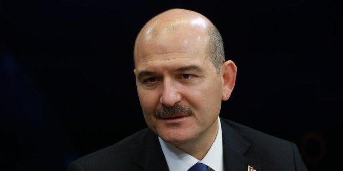 """Süleyman Soylu'dan Helin Bölek çıkışı: """"Yamyamlarda var bu yöntem"""""""