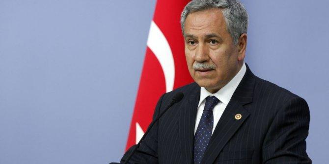 Bülent Arınç tweet attı, AKP karıştı