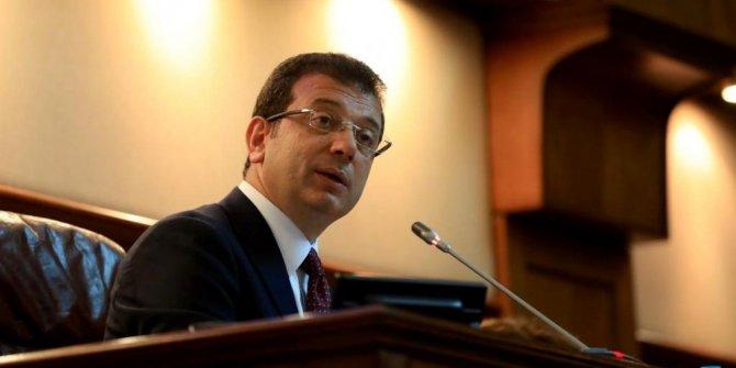 İBB Başkanı İmamoğlu'ndan Erdoğan'a randevu eleştirisi
