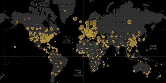 ABD'de korkutan korona virüs araştırması! Avrupa'da 160 bin kişi ölecek