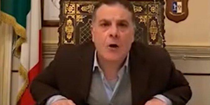 """İtalyan Belediye Başkanı Francesco Miglio: """"Kan emici tefeciler"""""""