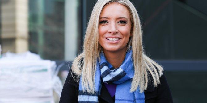 Kayleigh McEnany, Beyaz Saray'ın yeni sözcüsü oldu