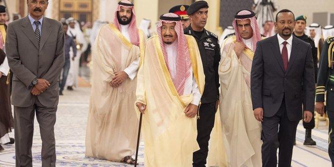 Suudi hanedanına virüs sıçradı