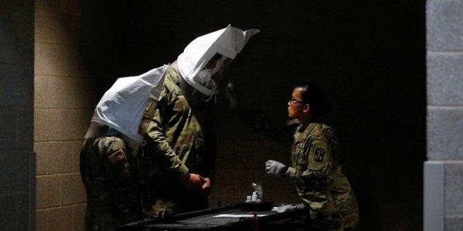 Pentagon'un korona virüs raporu sızdı