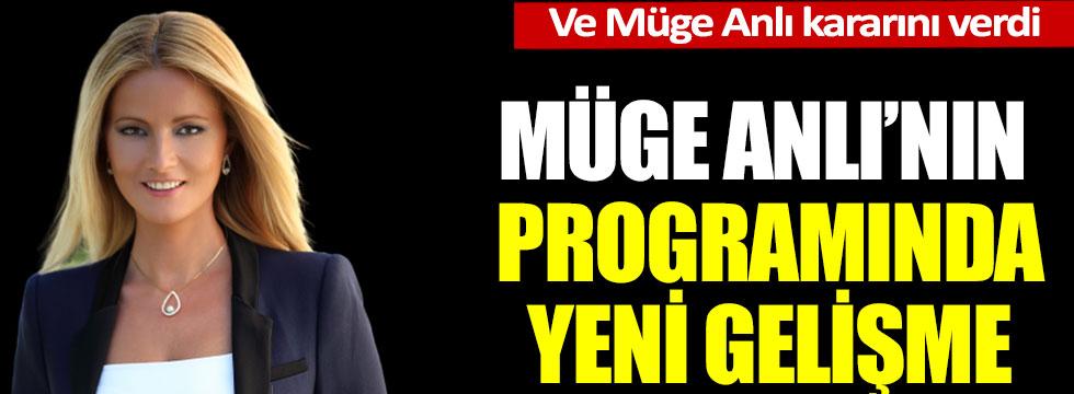 Müge Anlı'nın programıyla ilgili bilgiler dışarıya sızdı