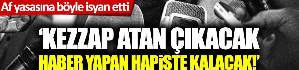 """İYİ Partili Lütfü Türkkan: """"Kezzap atan çıkacak, haber yapan hapis yatacak!"""""""