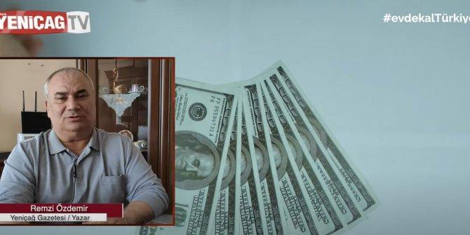 Remzi Özdemir soruları yanıtlıyor: Dolar düşecek mi