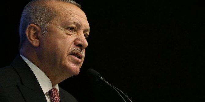 Erdoğan: Salgın sonrasına hazırlanmalıyız