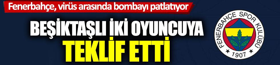 Virüs zamanı bombayı patlatıyor: Fenerbahçe 2 yıldıza kancayı taktı