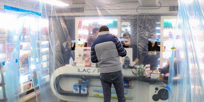 Korona virüs eczanelere sıçradı: Çalışmaya devam ediyorlar