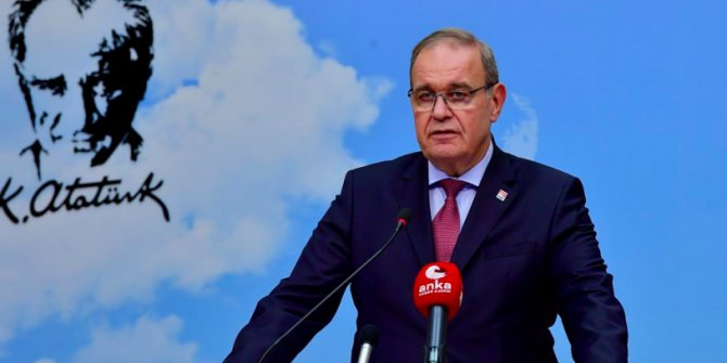 CHP'den infaz yasasına tepki: Siyasi fırsatçılık
