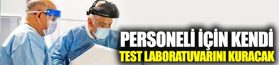 Amazon, personeli için test laboratuvarı kuracak