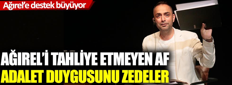İYİ Parti İstanbul Milletvekili Ümit Beyaz'dan af yasasına, Ağırel eleştirisi