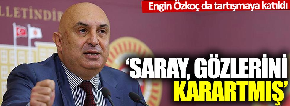 CHP'li Engin Özkoç'tan Mehmet Barlas'a tepki