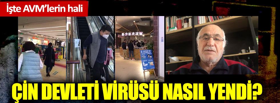 Çin devleti virüsü nasıl yendi?
