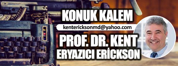 Virüsten değil kirli bilgiden korkun / Prof. Dr. Kent Eryazıcı Erickson