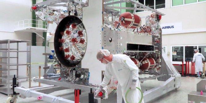 JUICE uzay aracının tamamlanma süreci başladı