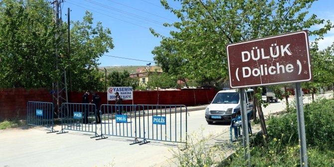 Gaziantep'te bir mahalle karantinaya alındı