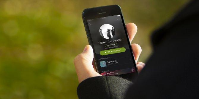 Spotify salgın döneminde kendi rekorunu kırdı