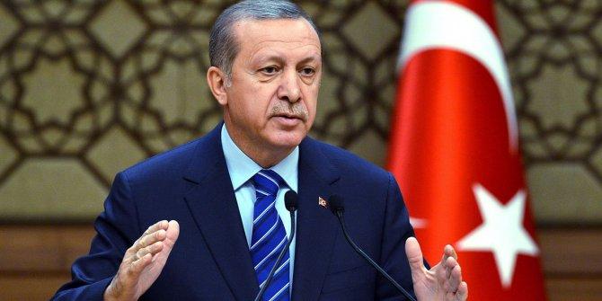 Erdoğan'dan AB'ye korona mesajı
