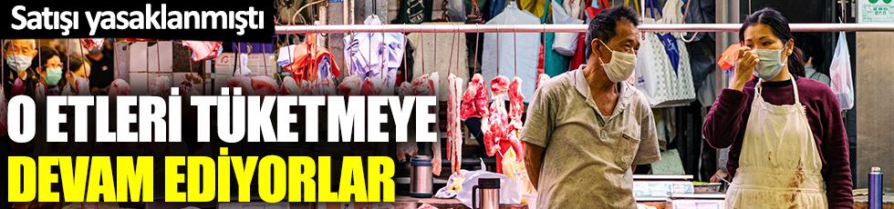 Satışı yasaklanmıştı: O etleri tüketmeye devam ediyorlar