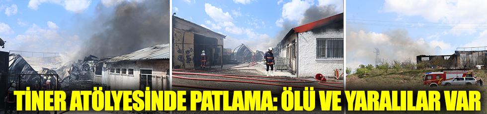 Ankara patlama: 2 kişi hayatını kaybetti