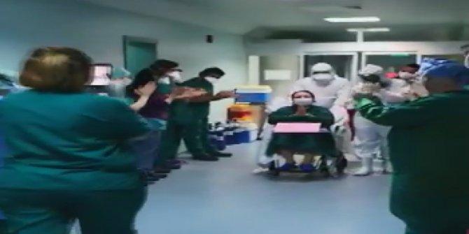 Aytaç Yalman'a müdahale eden doktor yoğun bakımdan çıktı