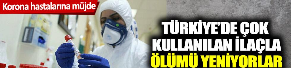 Türkiye'de çok kullanılan ilaçla ölümü yeniyor