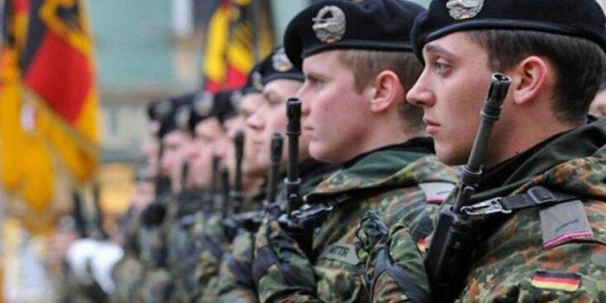 Almanya'dan Libya hamlesi! Askerler yola çıktı