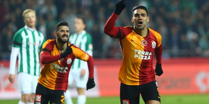 Galatasaray'ın başına 55 milyonluk piyango
