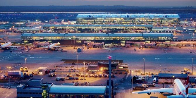 İngiltere'de havalimanlarına 14 gün karantina kuralı